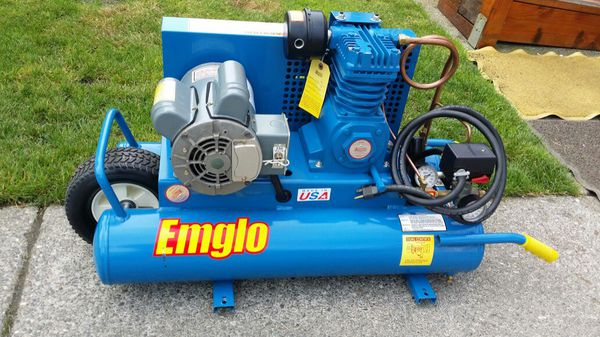 Electric Wheelbarrow Compressor