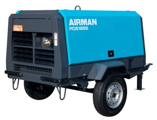 Airman 185 CFM Towable Compressor